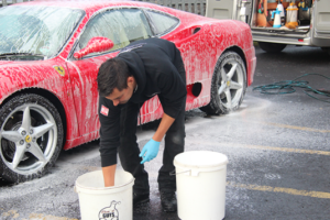 Steam Car Wash